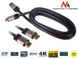 Przedód HDMI-HDMI v1.4 1.8m Maclean MCTV-602