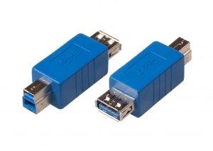 Przejściówka USB 3.0 BM - AF Maclean MCTV-616