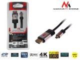 Przewód microHDMI-HDMI v1.4 1.8m Maclean MCTV-604